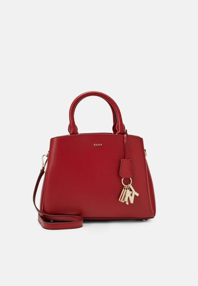 SATCHEL - Sac à main - bright red
