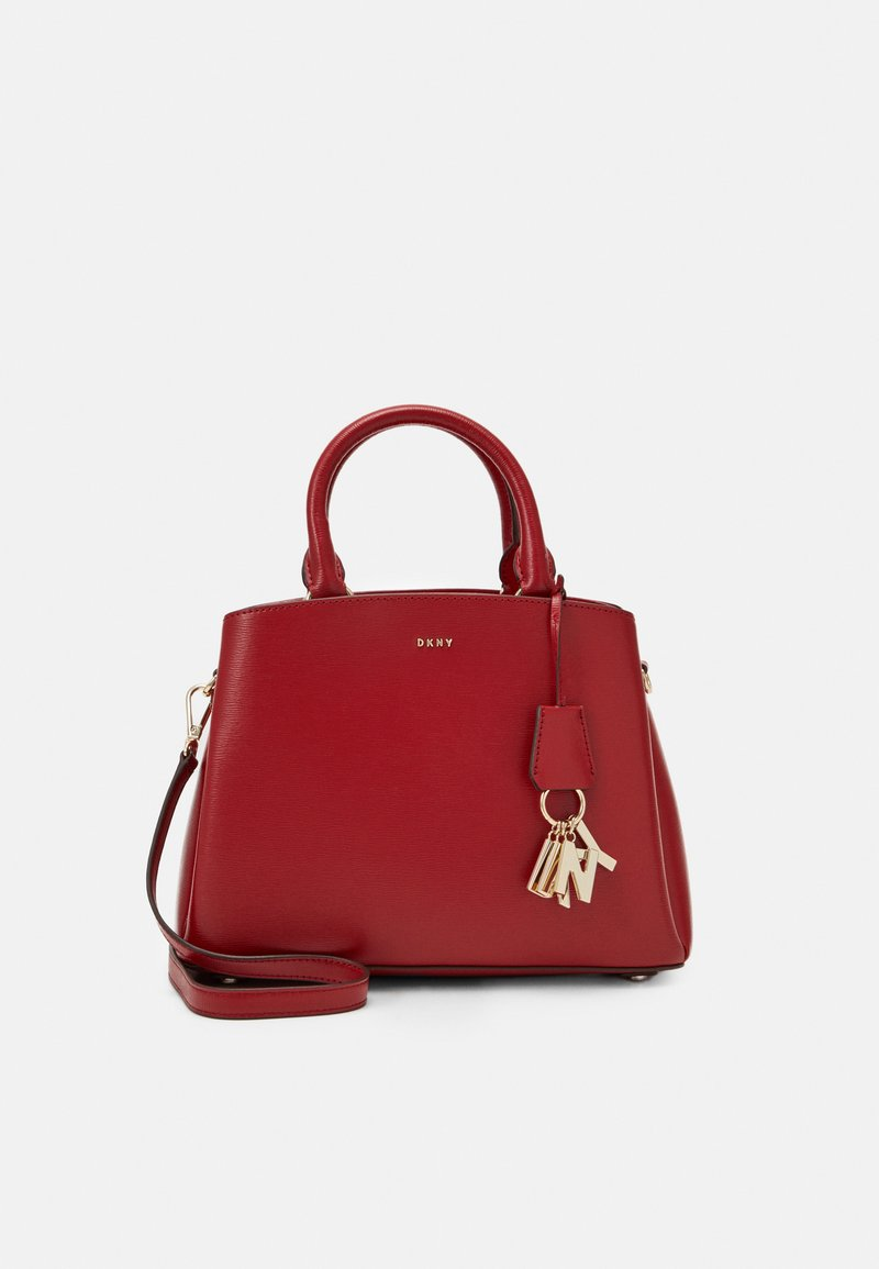 DKNY - SATCHEL - Handbag - bright red