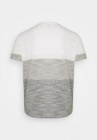 Blend - TEE - Print T-shirt - egret - 1