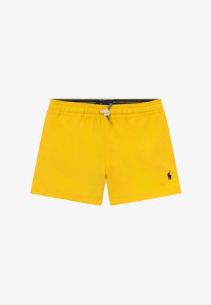 TRAVELER - Swimming shorts - chrome yellow
