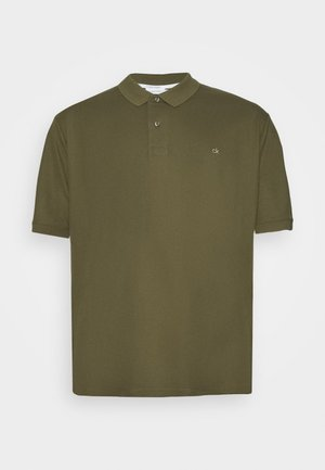REFINED LOGO SLIM - Poloshirt - green