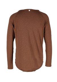 Rich & Royal - Long sleeved top - brown - 1