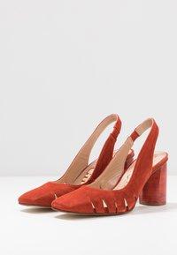 Paco Gil - BIMBA - High heels - brick - 4