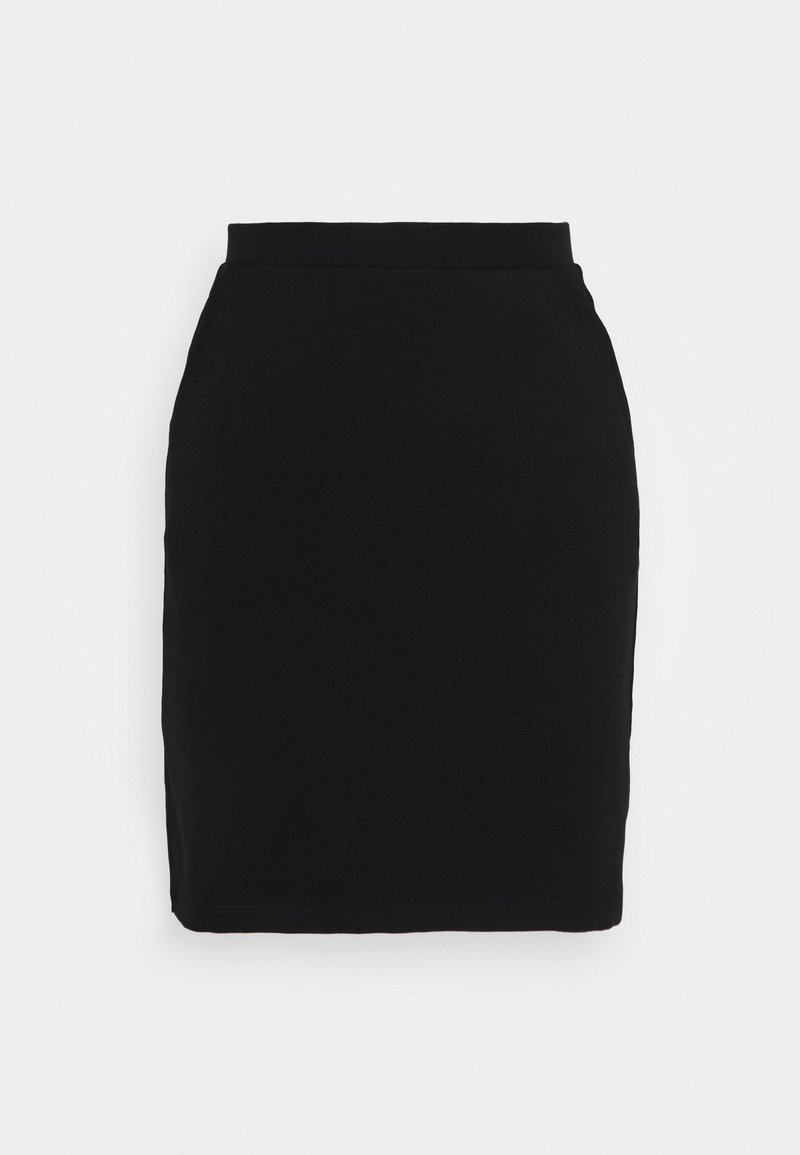 Anna Field - BASIC - Mini skirt with pockets - Mini skirt - black