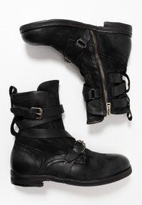 A.S.98 - ACTON - Classic ankle boots - nero - 1