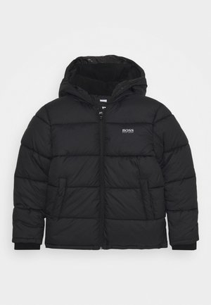 PUFFER JACKET - Winterjacke - black