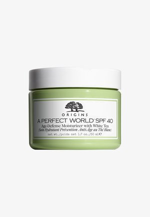 A PERFECT WORLD SPF40 AGE-DEFENSE MOISTURIZER WITH WHITE TEA 50ML - Face cream - -