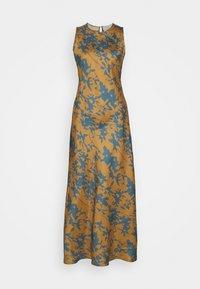 ASCENO - THE VALENCIA DRESS - Nightie - caramel - 0