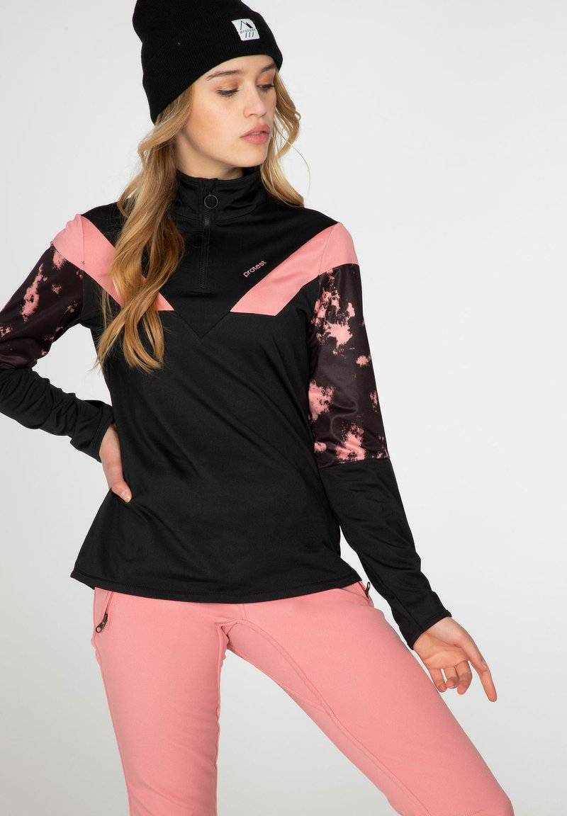 Protest - BUBBLE - Sports shirt - think pink