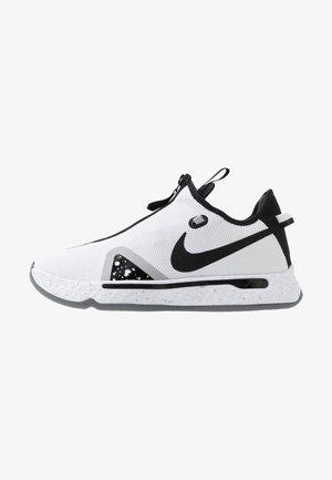 PG 4 - Zapatillas de baloncesto - white/black/pure platinum
