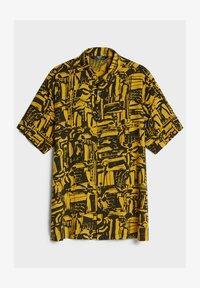 Bershka - Shirt - mustard yellow - 4