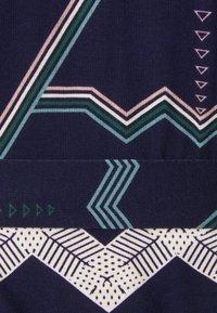 LASCANA - NATIVE KIMONO - Badjas - dark blue - 2
