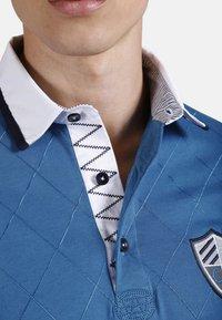 Charles Colby - DUKE CALLANHAN - Polo shirt - blue - 2