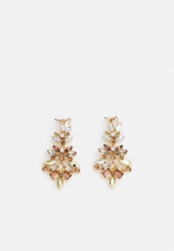 BIRADER - Earrings - gold-coloured