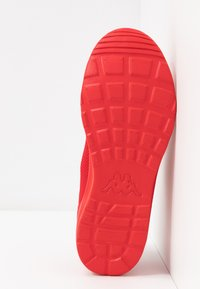 Kappa - TUNES OC - Sportschoenen - red - 4