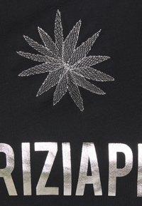 Patrizia Pepe - MAGLIA - T-shirt print - nero - 2
