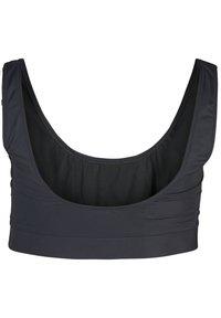 Zizzi - Bikini top - black - 6
