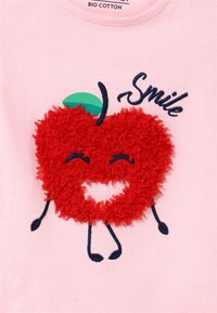 Lemon Beret - SMALL GIRLS  - Print T-shirt - almond blossom - 2