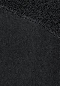Cecil - MIT SMOK-DETAILS - Basic T-shirt - grau - 4