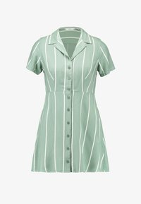 Obey Clothing - AMALFI DRESS - Shirt dress - pistachio - 4