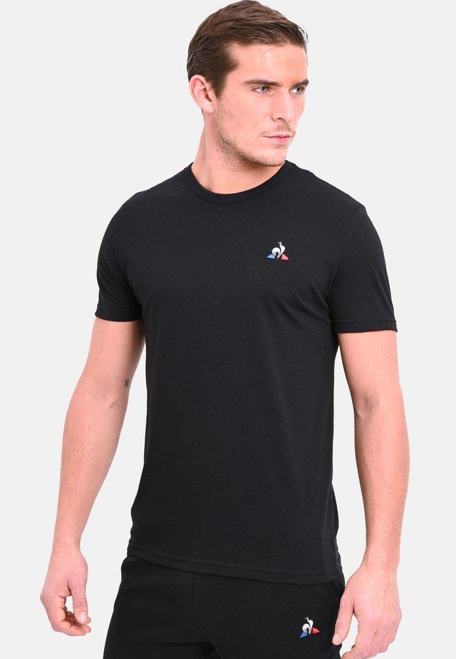 ESS TEE - T-shirt basique - black