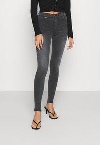 Dr.Denim - PLENTY - Jeans Skinny Fit - iron black - 0