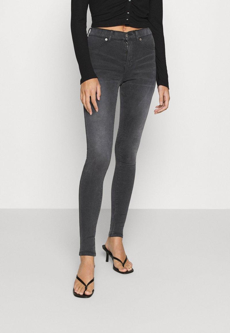 Dr.Denim - PLENTY - Jeans Skinny Fit - iron black