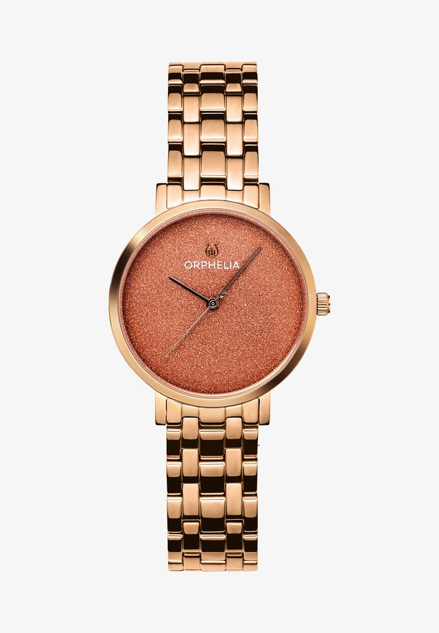 STARDUST - Horloge - rose gold-coloured