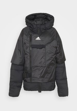 URBAN COLD.RDY - Down jacket - black