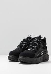Buffalo - HIKE - Sneaker low - black - 4
