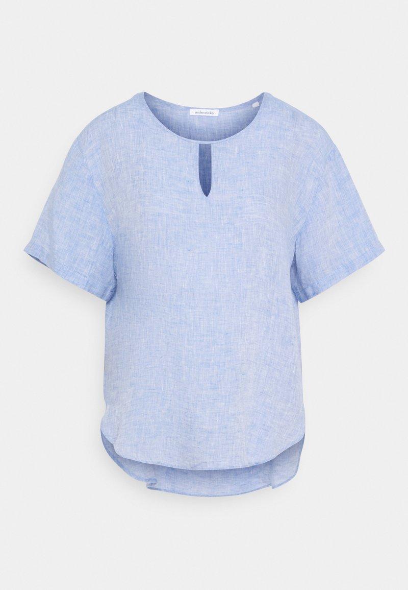Seidensticker - Blouse - blau