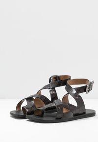 Kurt Geiger London - MIA - T-bar sandals - black - 4