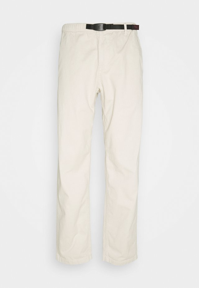 GRAMICCI PANTS LOOSE - Chinos - greige