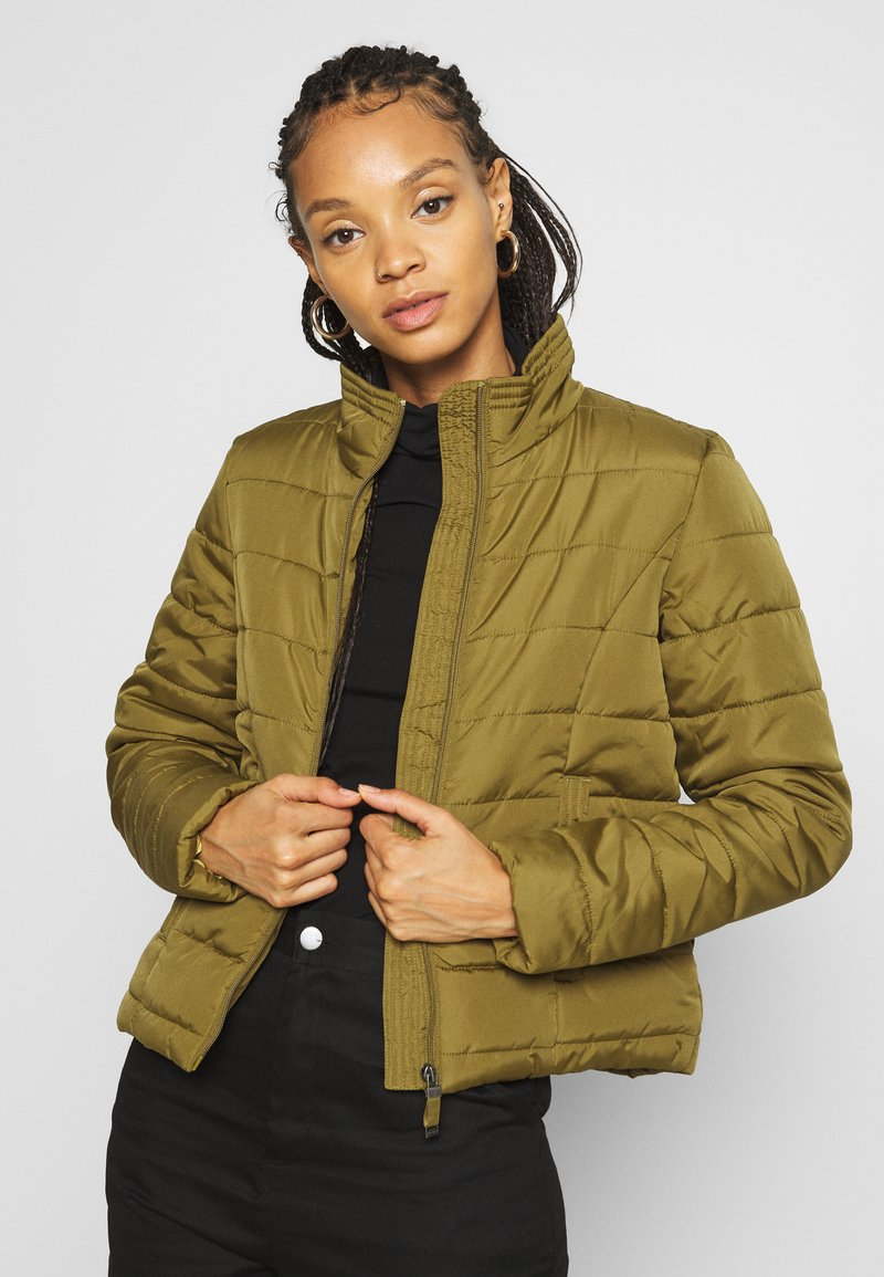 Vero Moda - VMSIMONE  - Light jacket - fir green