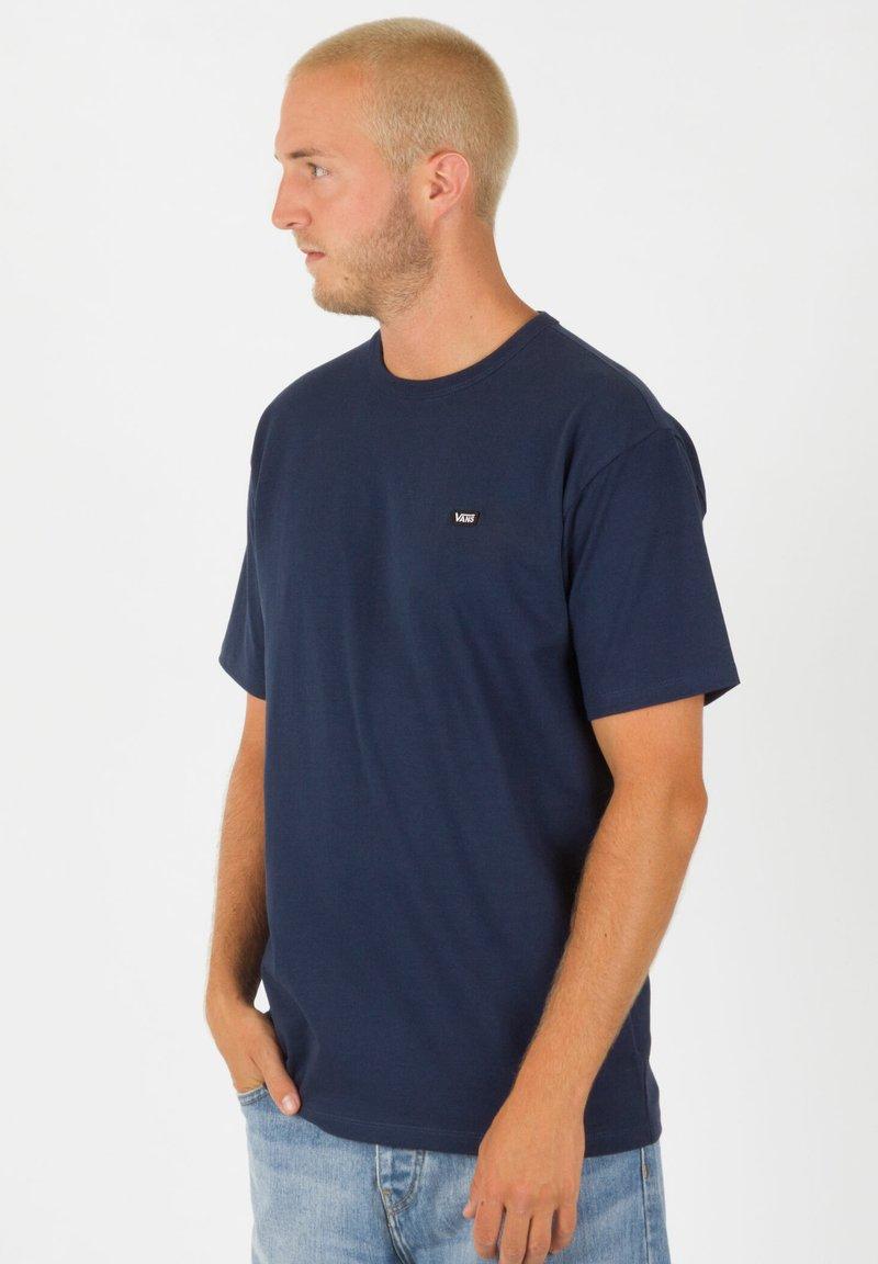 Vans - OFF THE WALL CLASSIC - Shirt - dress blues