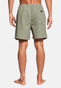 Quiksilver - Swimming shorts - green - 2