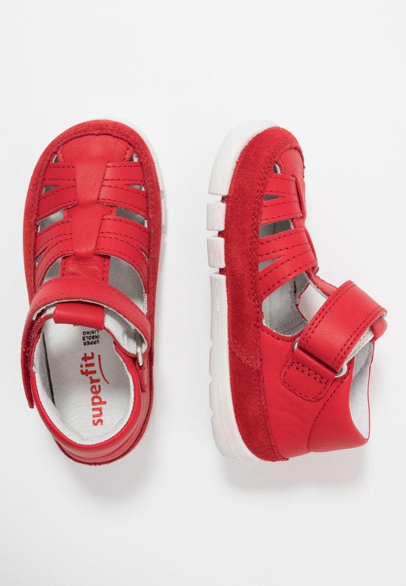 Superfit - FLEXY - Dětské boty - red