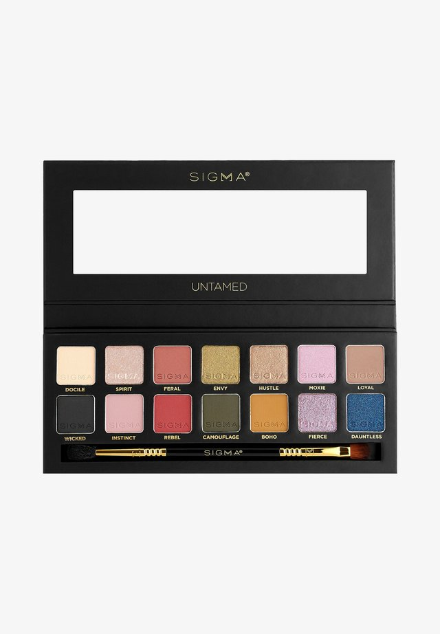 SIGMA UNTAMED EYESHADOW PALETTE - Eyeshadow palette - -