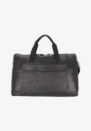 WYATT - Weekend bag - schwarz