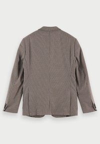 Scotch & Soda - Blazer jacket - brown - 6
