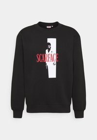 SCARFACE COVER CREW - Sweatshirt - black