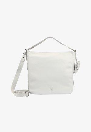 VERBIER PLAY PIA HOBO LVZ - Handbag - off white
