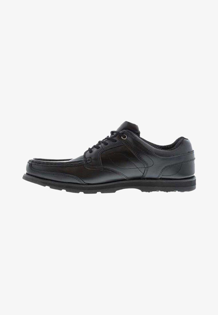 Kangol - Chaussures à lacets - black