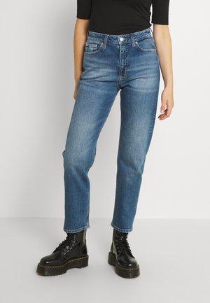 HARPER STRGHT ANKLE - Straight leg jeans - denim medium