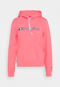 Champion - HOODED ROCHESTER - Jersey con capucha - pink - 4
