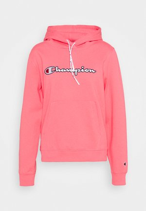 HOODED ROCHESTER - Jersey con capucha - pink
