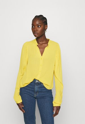 BLOUSE ALICIA - Blouse - dusty yellow