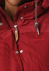 Mazine - Winter jacket - red - 3