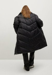 Mango - KELLOGS - Winter coat - noir - 2