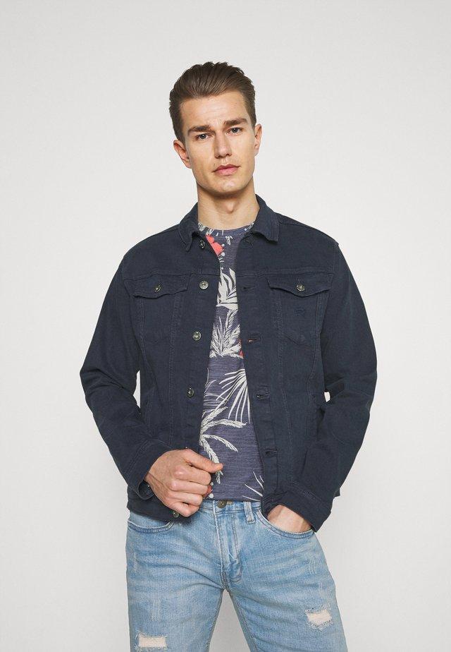 GLENALVON - Denim jacket - navy